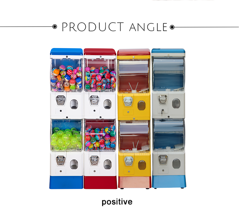 New Capsule Toys Vending Machine, Gashapon Second-Hand Peanut Smart Vending Machine
