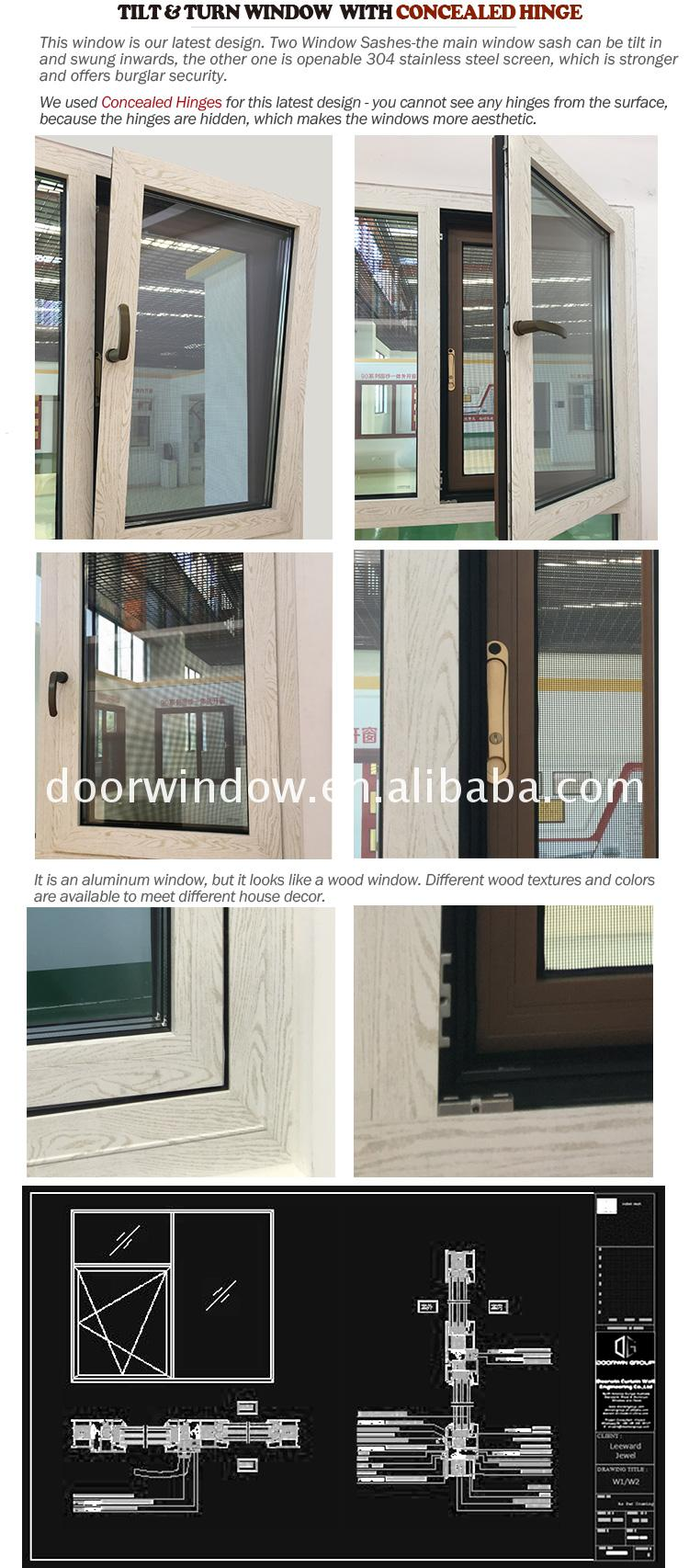 China Good energy efficient windows tucson sacramento prices
