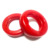 Custom wear-resistant polyurethane rubber wheels