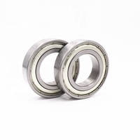 35*62*14mm Japan 6007zz Deep groove ball bearing 6007 2rs bearing