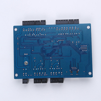 TCP IP One Door Access Control Board For Electronic Access System