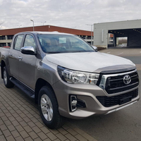 Good Condition Hilux Pickup Double Cab 4x4 Diesel Pickup Truck 2015 -2019 Available