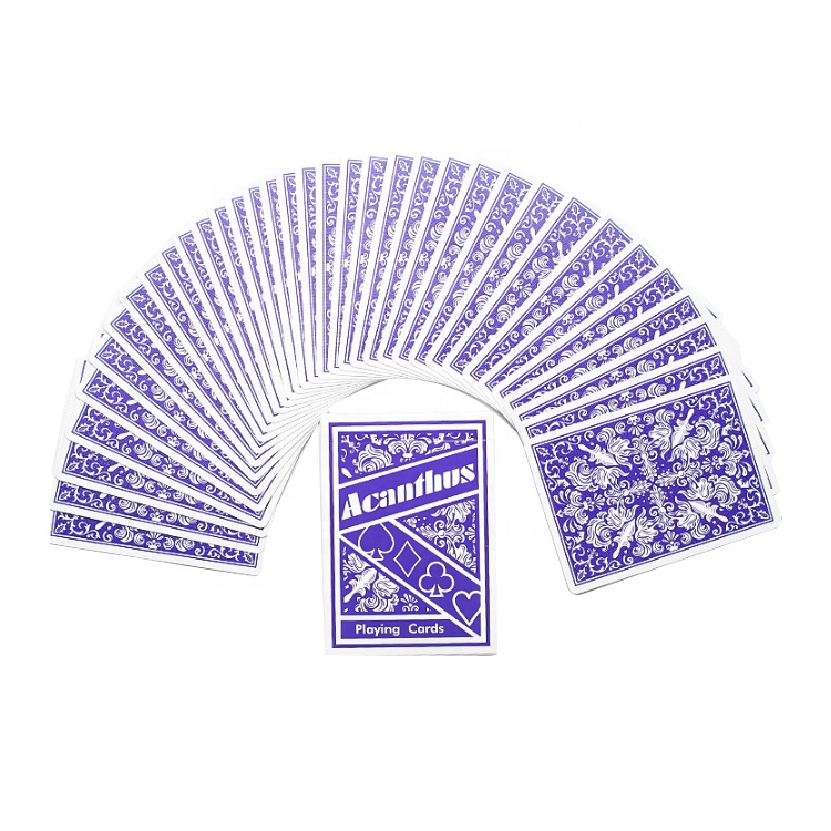 Custom Trump Playing Cards Printing Modern Playing Cards