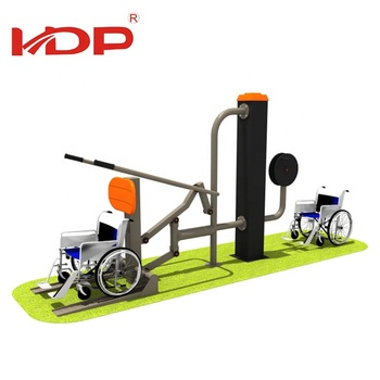 Commercial Wholesale Activity Outdoor Disabled Sports Fitness Equipment