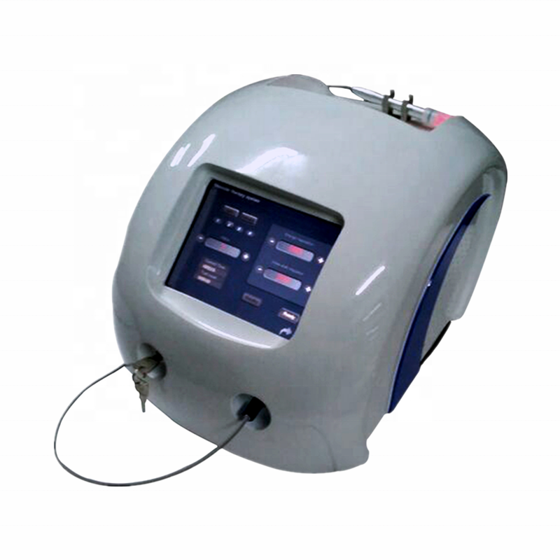 High quality intelligent red blood vessels spider vein 980 diode laser vascular removal for home use, Gray