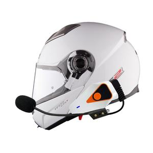 Wireless Stereo Intercom Motorcycle Bluetooth Helmet Headset