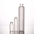 hot-selling Customized 10ml Clear USP Type I Neutral Pharmaceutical Crimp Top Tubular Glass Vial with Caps