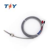 Chine fournisseur température B S K E R J N <span class=keywords><strong>type</strong></span> vissé <span class=keywords><strong>thermocouple</strong></span>