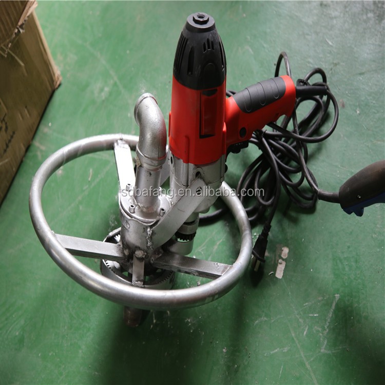 High quality small portable drilling machine