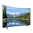 Tv Hd Led Flat Screen Tv Integrated Circuit Crt Tv Smart 55 Inch 2k Hd Led Android Tv Flat Screen Curve In Low Price