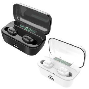 G6s TWS Super Smart Earbuds Auto Pair TWS Earphone Wireless Deep Bass Sound Music Wireless Headphone TWS Earbud Earphone