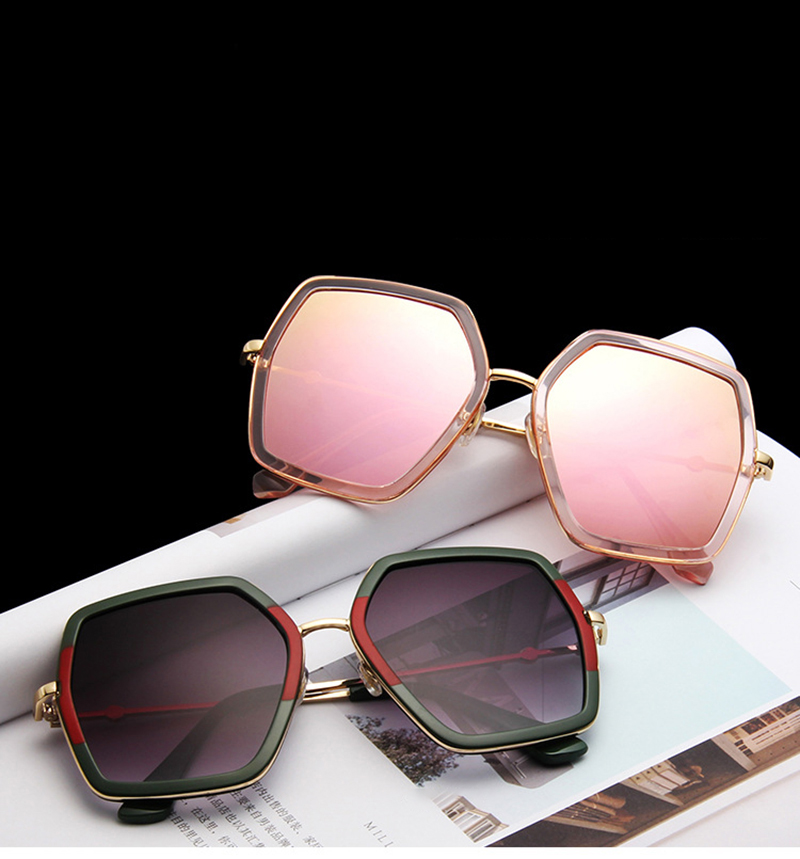 Fuqian Wholesale women's polarized mirrored sunglasses manufacturers-5