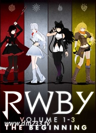 RWBY Volume 1-3 The Beginning