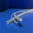 Manufacturer silicon rubber tubing Products passed FDA ROHS testing Silicone drainage tube