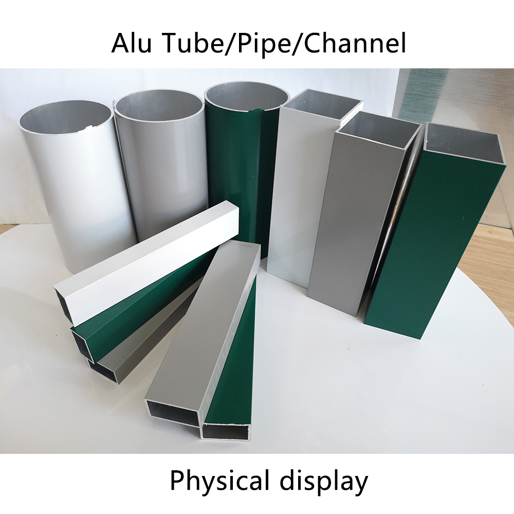 2020 New products China manufacturer wholesale aluminum tube pipe prices