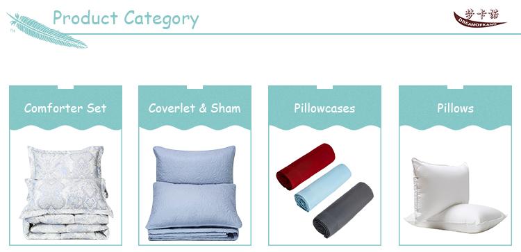 SOFT COMFORTABLE MACHINE WASHABLE king size Goose Down Alternative Comforter