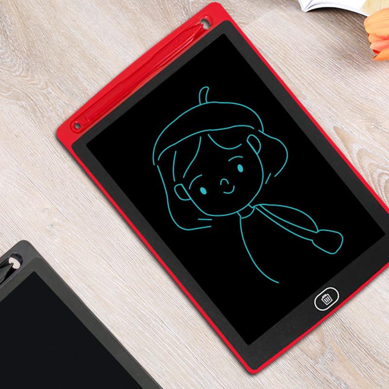 Горячая Распродажа! 8,5 дюймов ЖК-планшет цифровой графический планшет для рисования и да по индивидуальному заказу и отрывными листами характеристика