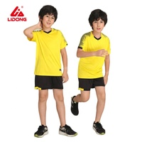 Dry Fit Blank Custom Soccer Wear Kids Retro Shirt Uniforms Football Soccer Jersey 19 20 With Low Price