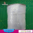 factory wholesale white black color knitted braided elastic band TCZM01-05