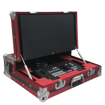 Factory cheap price customized flight cases custom case pedal board