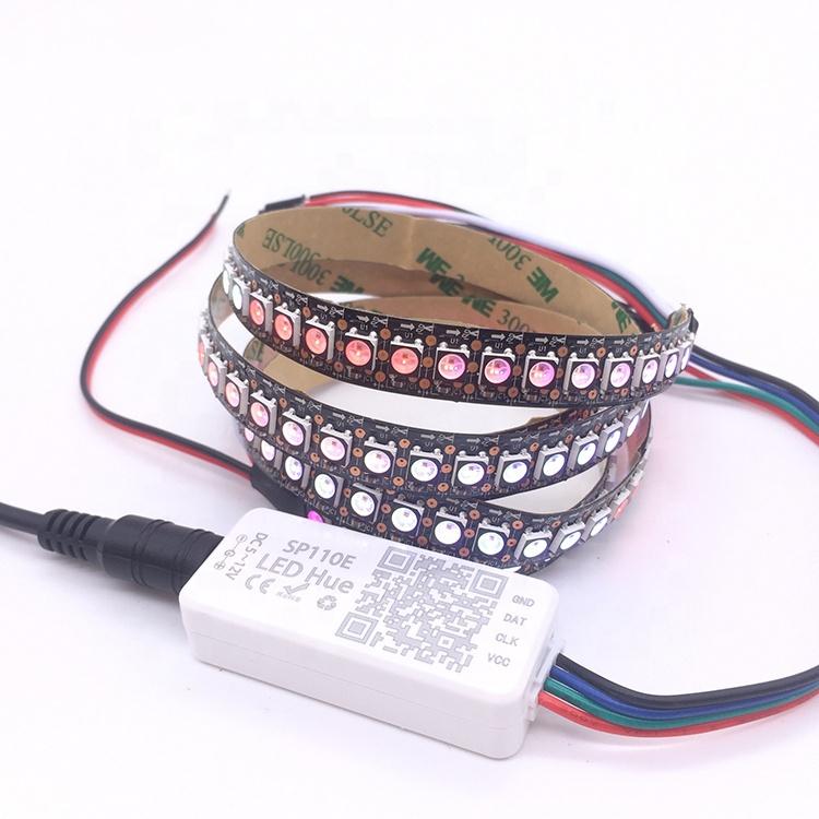 DC5-24V wifi SP501E smart speaker voice control digital pixel strip light