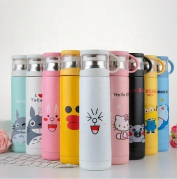 Kids insulated water bottle / kids stainless steel water bottle / children water bottle