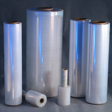LLDPE <span class=keywords><strong>Stretch</strong></span> Film Plastic Wrapping Film Pallet Verpakking Film