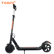 Scooter électrique pliable adulte 350W double Suspension E Scooter