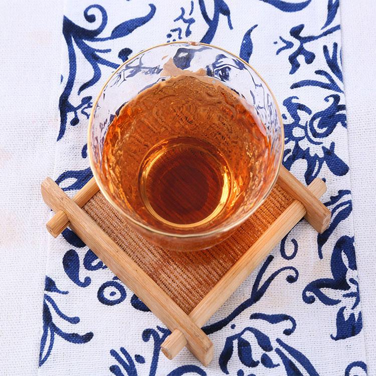 China yunnan big leaf seed-free organic puer tea - 4uTea   4uTea.com