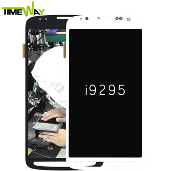 Timeway gt-i9195 mobile phone lcd for samsung galaxy s4 mini lcd digitizer