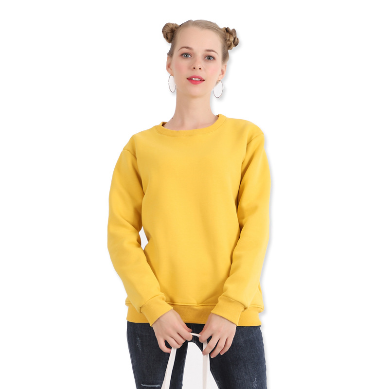 China Supplier Promotional customize Blank Zipper up pullover hoodie women