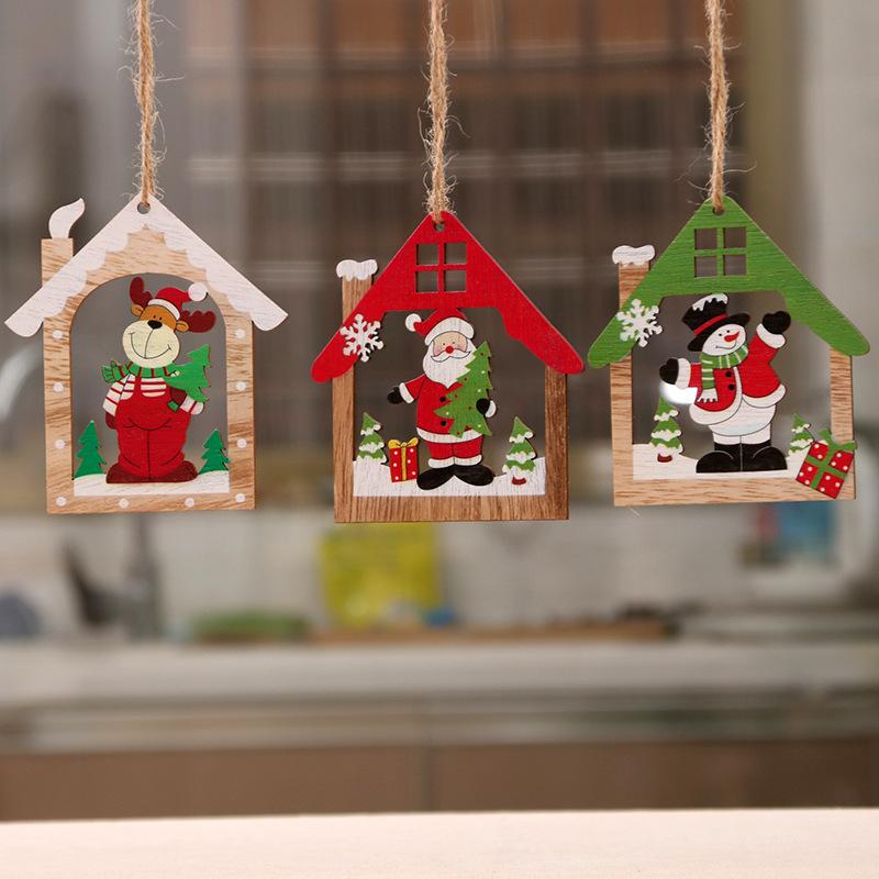 Großhandel Weihnachtsfiguren Holz Kaufen Sie Die Besten
