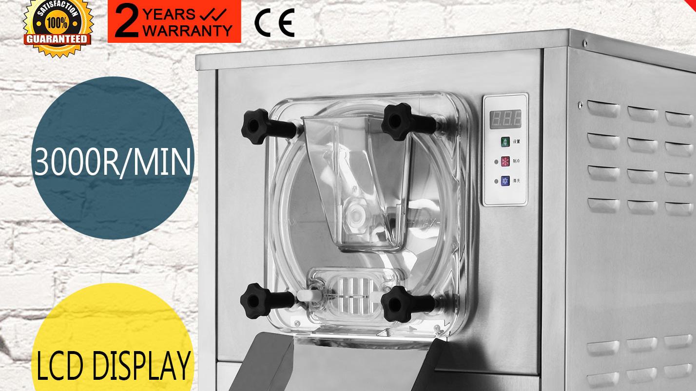 เครื่องทำไอศกรีมซอร์เบทเชิงพาณิชย์ YKF-116,เครื่องทำไอศกรีมเจลาโต้แบบเป็นชุด