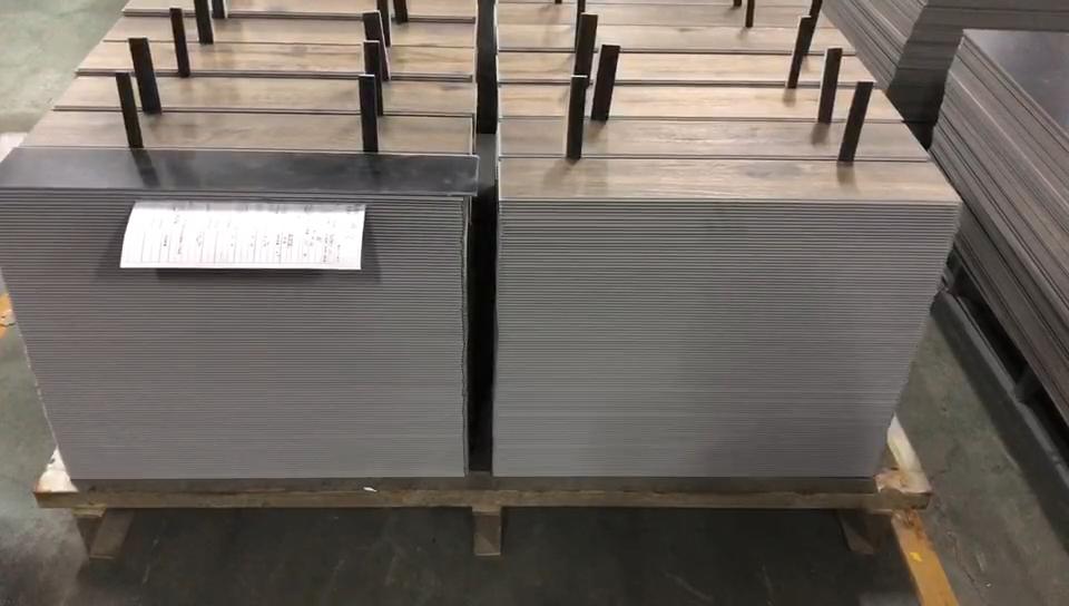 New Home Decoration Waterproof Laminate Click Spc Vinyl Flooring LVT dry back flooring plank price
