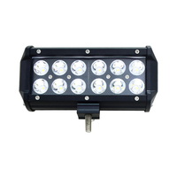 Auto Parts 4x4 LED Bar 7 Inch 36W 12V Off Road LED Light Bar for Truck ATV Car