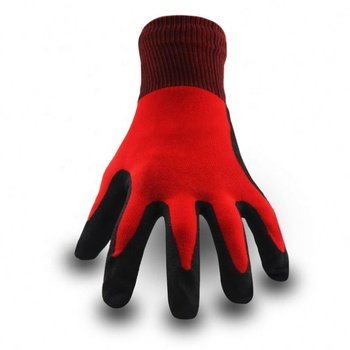 Best Quality China Manufacturer Spandex Mesh Appearance Nylon For Racing Hand Job Gloves