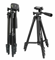 3110 3120 Digital Camera Tripod with Phone Holder Stand Carry Bag