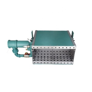 223kw Two Stage LPG / NG Gas Linear Burner Industrial Hot Air Heater Automatic gas heater head