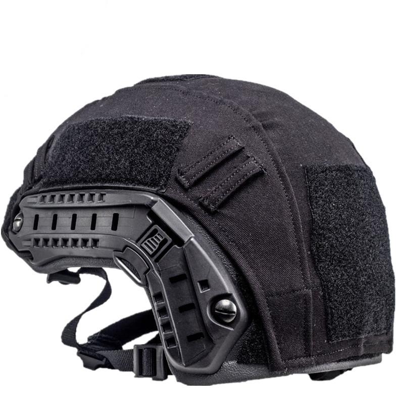 Military Equipment of FAST Ballistic Helmet Level IIIA Aramid PE Material Bulletproof Helmet Army Helmet