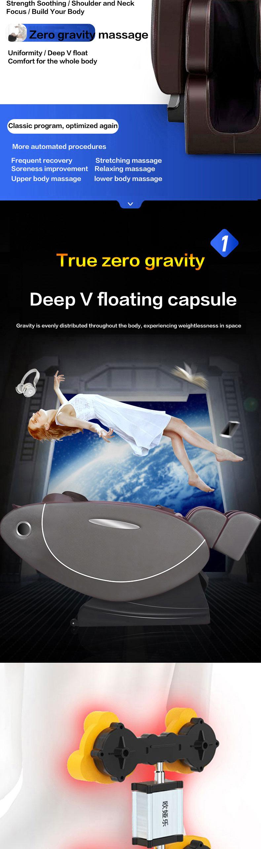 Oyeal 4D Warm Massaging Roller massage chair 4d zero gravity electric