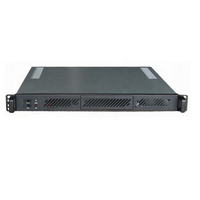 1U server Rackmount chassis for industrial computer case EKI-N145