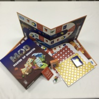 Wholesale Factory Price cardboard board game printing custom cards table game
