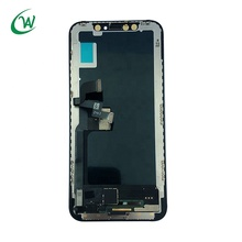 OLED 品質液晶 Dizitizer <span class=keywords><strong>Iphone</strong></span> 1 <span class=keywords><strong>×</strong></span> Lcd ディスプレイスクリーン交換