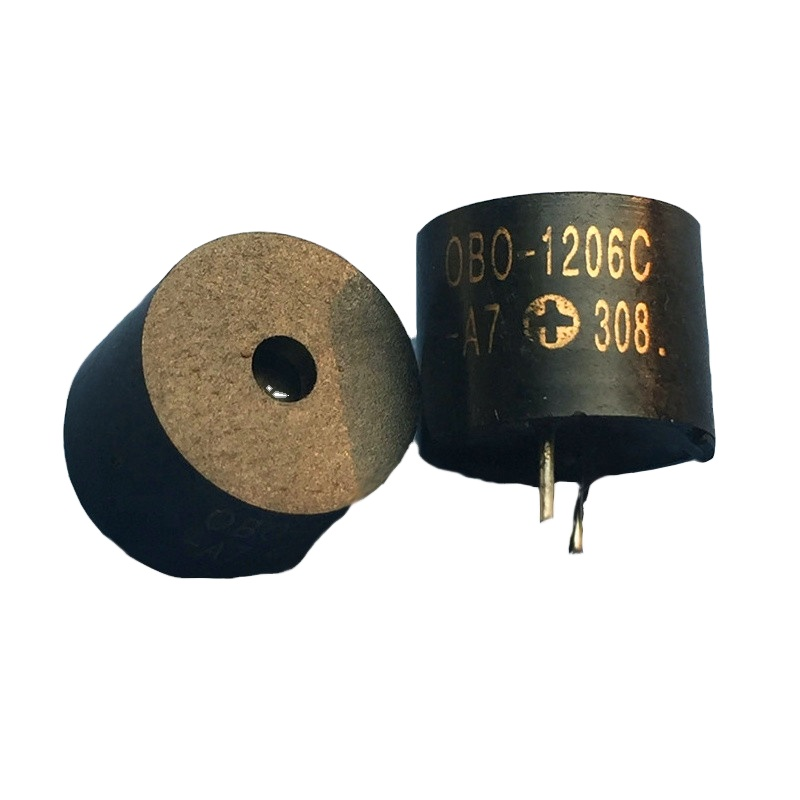High Quality OBO-1206C-A2 can be washed active <strong>piezo</strong> <strong>buzzer</strong> stable 3-8V waterproof <strong>buzzer</strong> for Alarm