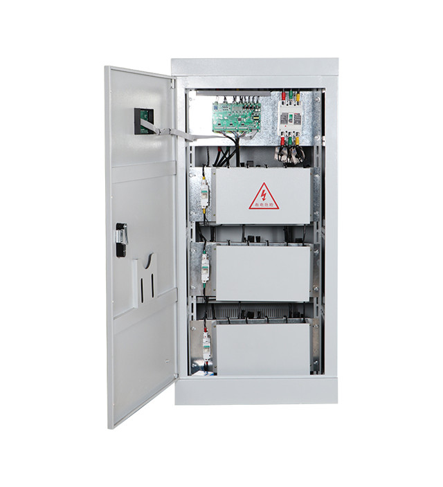 10KVA-3000KVA Three phase thyristor voltage regulator