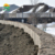 Defensive Hesco barrier retaining wall for sale