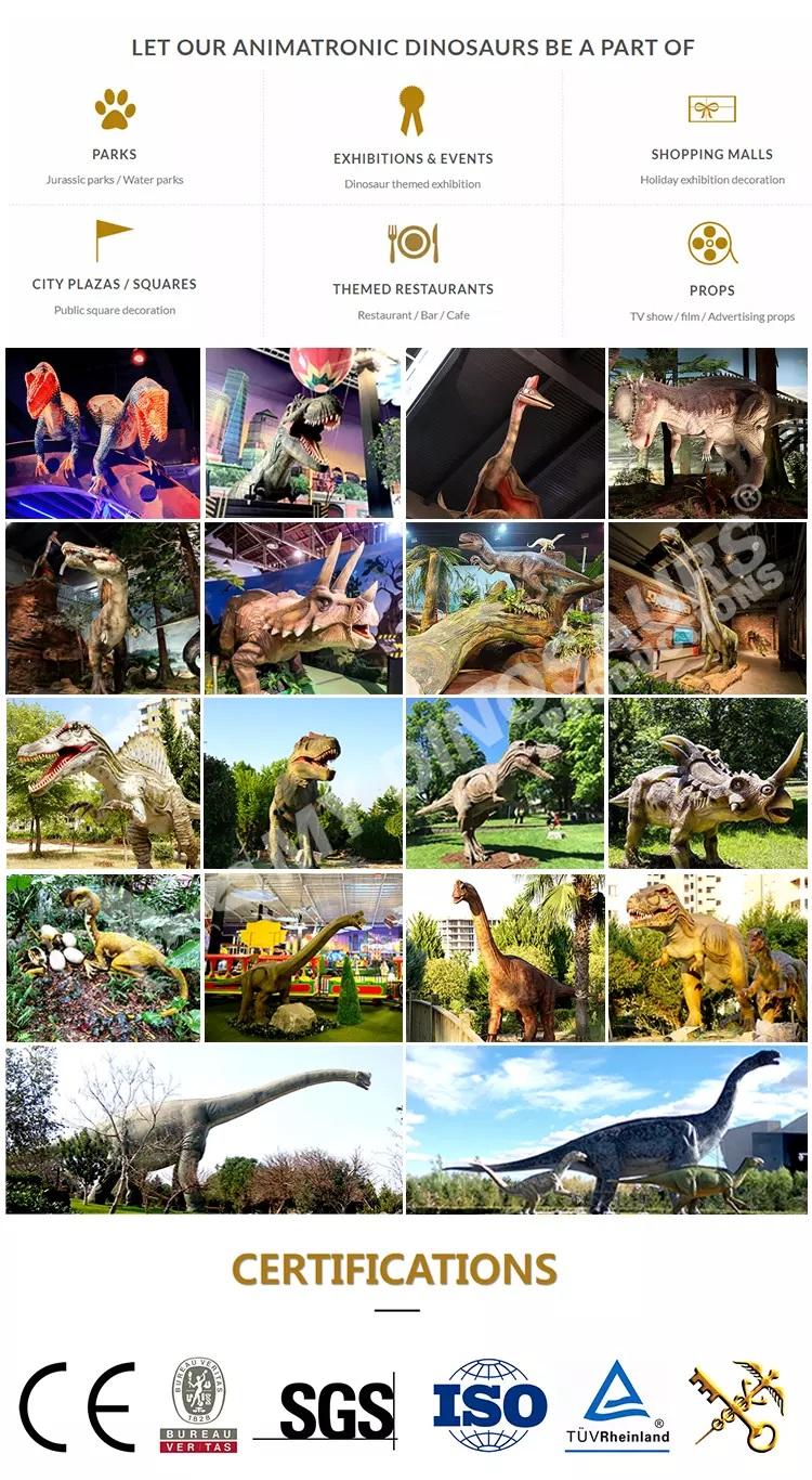 My-Dino-Namen von Dinosauriern riesiger prä historischer Glasfaser dinosaurier