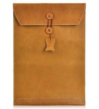 SeenDa Кожаный противоударный чехол-сумка для Macbook Air13.3 дюймов ноутбук из натуральной кожи Ipad 11 защитный чехол(Китай)