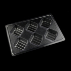 Clear Folding Plastic Packaging plastic tray blister packaging