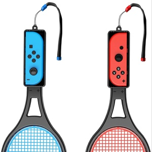 adjustable wrist strap for Nintendo Switch Tennis Racket Joy Con Controller Grip Sports Game Accessories for Mario Tennis Aces